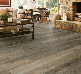 Luxury Vinyl Tile Flooring